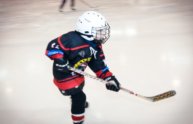 Как выбрать хоккейную экипировку для ребенка?