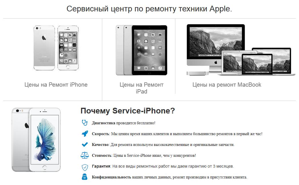 Активация iPhone 5