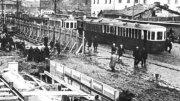 Строительство Московского Метрополитена