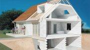 Строительство Загородных Домов из Пенобетона